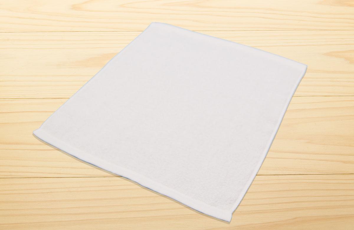 白おしぼりハンドタオル