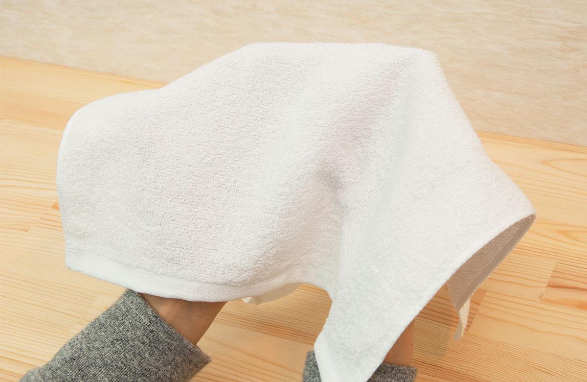 おしぼりハンドタオル