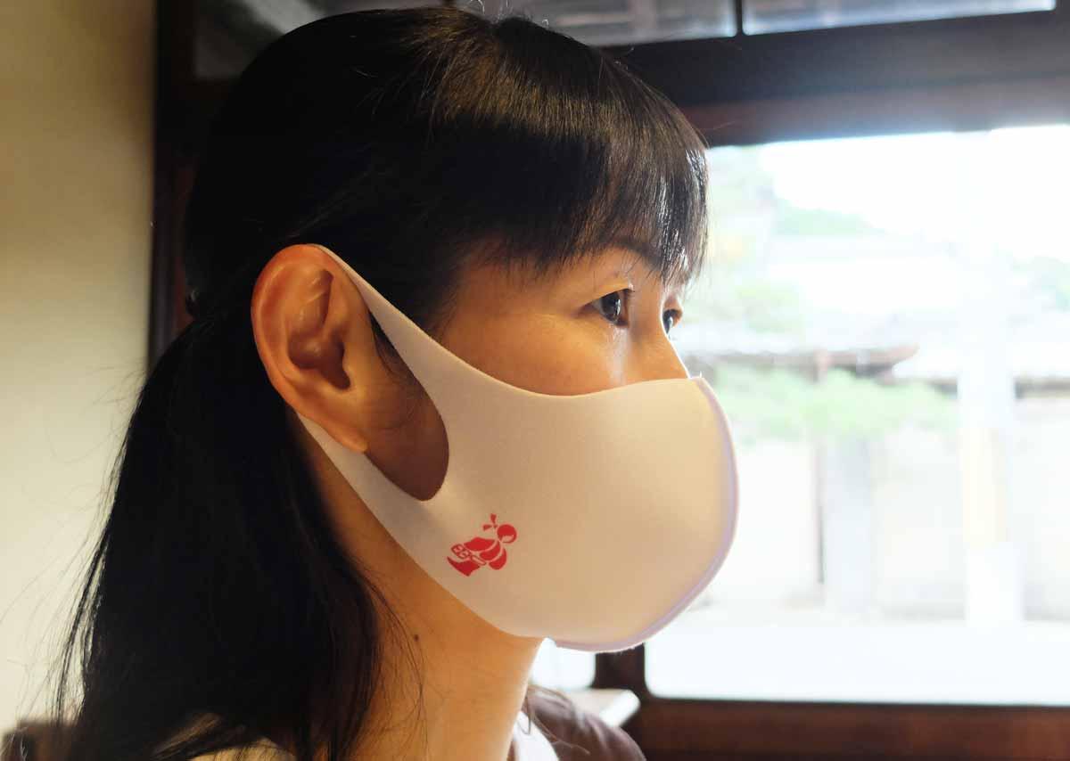 小町紋マスク
