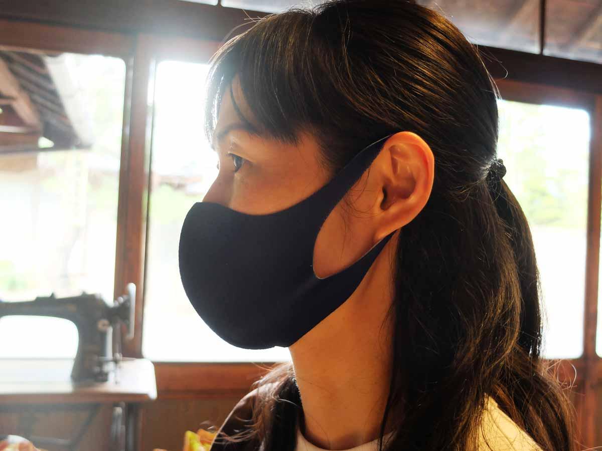 小町紋紺タイプマスク 反対